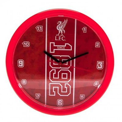 Liverpool F.C Established circular wall clock