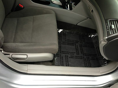 "PROTECTIVE PLASTIC ADHESIVE FLOOR MATS  4MIl.  24""X21""X 600FT. (super sticky)"