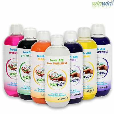 "winwinCLEAN ""fresh AIR"" 1000ml für AIR BOWL und AIR BLOW oder proWIN pure AIR"