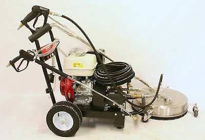 Honda Gx 390 Petrol Pressure washer Jetwasher business start up package