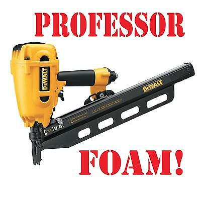 DeWALT D51844 Framing Nailer & Trigger O-Ring Kit Type 1,2,3 from Professor Foam