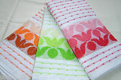3 x Kitchen Hand/Tea Towels.  100% Cotton.  Great for Kitchen