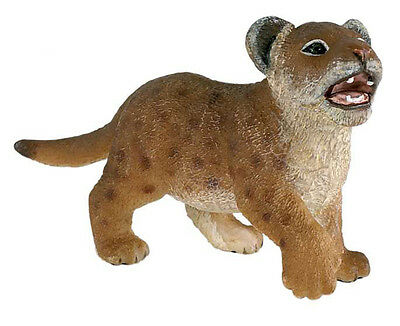 FREE SHIPPING | Papo 50022 Lion Cub Realistic Animal Figurine- New in Package