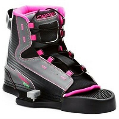 O'Brien VIXEN Ladies Wakeboard Bindings UK 3.5-6.5 or 8-10. 45667