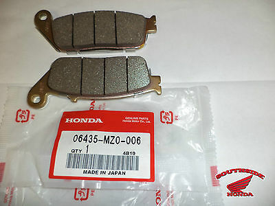 Genuine Honda Rear Brake Pad Set Gl1500 Valkyrie      06435-Mz0-006