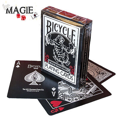 Jeu BLACK TIGER Bicycle - Magie