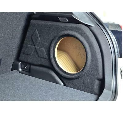 Mitsubishi Asx Subwoofer Box, New Enclosure With Logo, Subwoofers Select