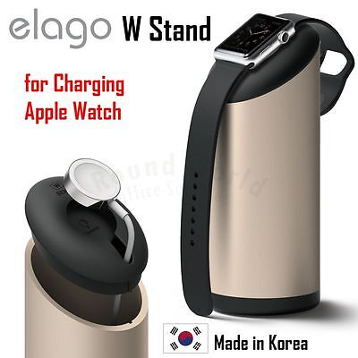 Elago W STAND Apple Watch Aluminum Charging Stand for Home / Office / Car use