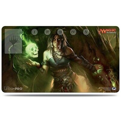 Ultra Pro Magic Mtg Playmat Commander 2015 Meren Of Clan Nel Toth 86323