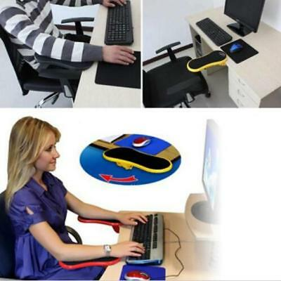 Hotsell Portable Computer Mouse Arm Hand Rest Pad Stand Support Wrist Bracket J