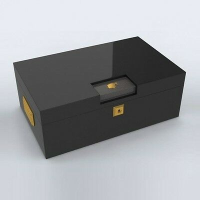 Limited Edition Special Cohiba 80-100 Cigar Humidor Made In Spain