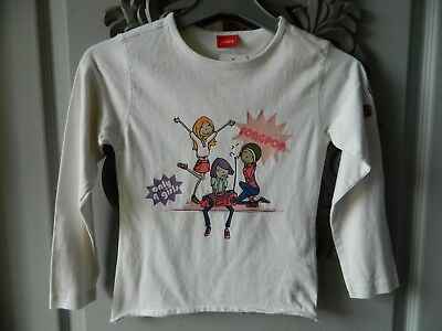 81c3307f95f30 T SHIRT FILLE manches longuesT 10 ans