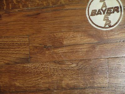 bayer   patch, new old stock,60's