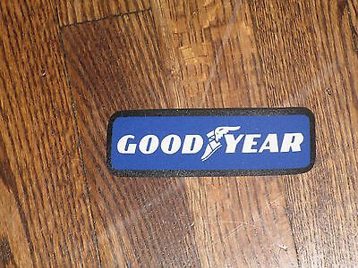 good year iron on  , patch, new old stock,  80's