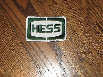 hess oil, patch, new old stock ,70's