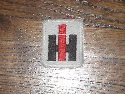 """international harvester""""IH"""" ,patch,60's new old stock,small"""