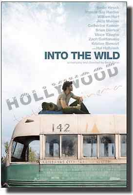 poster INTO THE WILD 70x100