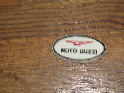moto guzzi patch,NEW OLD STOCK,60's