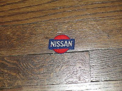 Nissan  Patch ,vintage  Sew On , New Old Stock, 70's