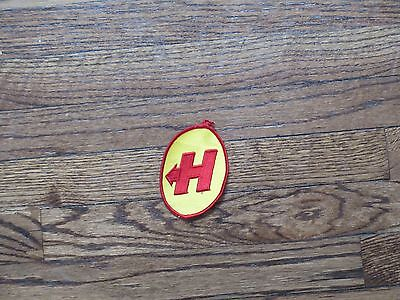 "trucking patch,""H"" hermans ""forwarding co "" patch, new old stock, 60's."