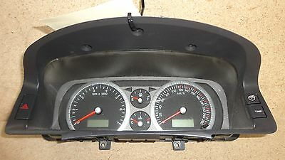 Ford Falcon Ba Xr6 Instrument Cluster