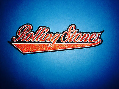 The Rolling Stones Rock Band Heavy Metal Jacket Hoodie Vest Patch Crest C