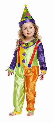 Clown Fish Costume Fancy Dress Girl Boy Toddler Eur 1153