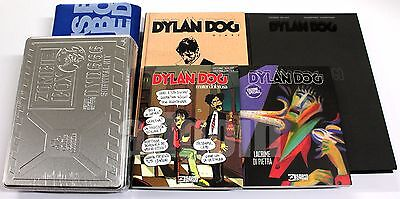DYLAN DOG Lotto Rari Speciali Lucca n. 1 ZOMBIE BOX DIARY n. 350/361/362 VARIANT