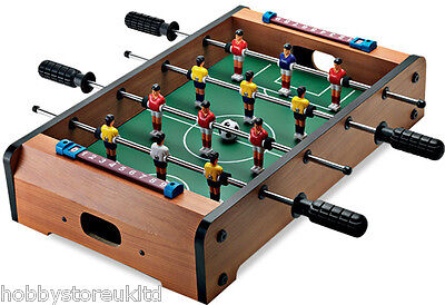 Large Table Soccer Tabletop Football Table Foosball Table Kicker Scoocer Table