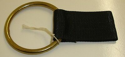 3 inch Ring with 2 inch Webbing Loop                       (tm2box1)