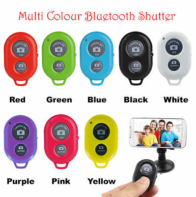 Self-Timer Wireless Bluetooth Remote Control Camera Shutter For IPhone & Android