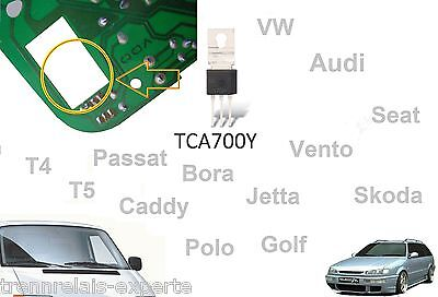 TCA700Y Voltage Regulator Audi VW T4 Passat Golf Jetta Bora Tacho Tank Wasser