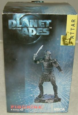 Planet Of The Apes 2001 : Attar Boxed 8 Inch Figure Made By Neca In 2001