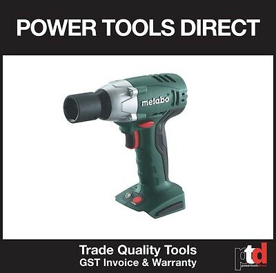 """BRAND NEW METABO 18V CORDLESS SSW18LT  IMPACT WRENCH 1/2"""" 220Nm TORQUE"""