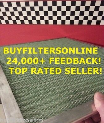 Air filter pleated odd custom furnace sizes washable permanent lasts forever new