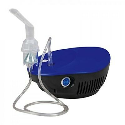 NEW MABIS COSMOCOMP Portable NEBULIZER w/ ACCESSORIES