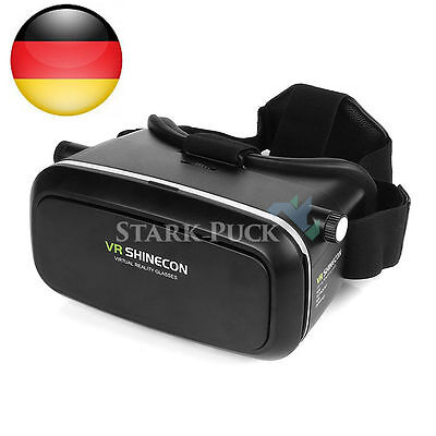 Google Virtual Reality VR 3D Headset Brille?¨²IOS Android iPhone Smartphone