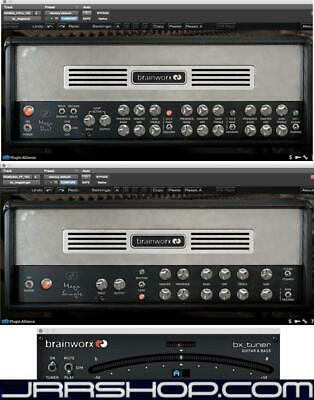Plugin Alliance Brainworx bx_mega Amp Bundle eDelivery JRR Shop