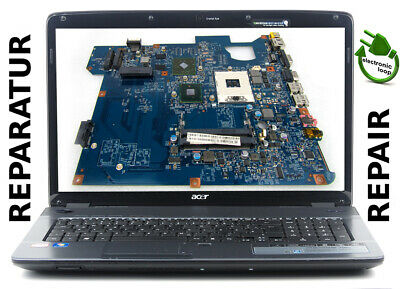Acer Aspire 5740G 5340G D DG Mainboard Notebook Reparatur Repair MS2286 JV50-CP