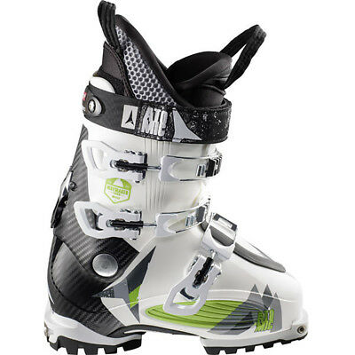 2015 Atomic Waymaker Tour 100 W White/Black Size 24.5 Women's Ski Boots