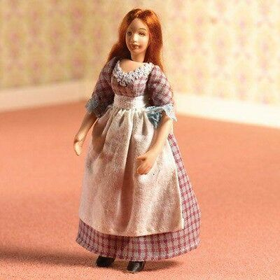 Hester Female Doll, Doll House Miniatures. 1.12th Scale