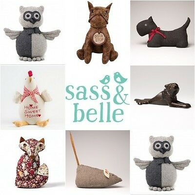 Sass & Belle Animal Quirky Retro Vintage Doorstops House Warming Gifts