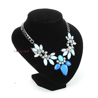 Wholesale Jewellery Necklace Display Bust Stand Small Wider NDV6