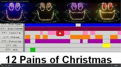 The 12 Pains Of Christmas.Singing Quartet Lor Sequence 12 Pains Of Christmas By Bob Rivers