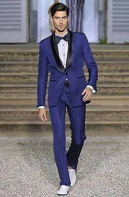 Fashion Men Wedding Suits Groom Tuxedos Formal Blazer Business Suits Party Suits