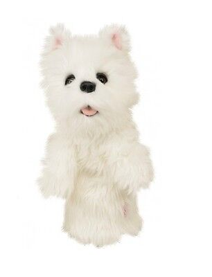 Daphne's 'westie' West Highland Terrier Driver Headcover