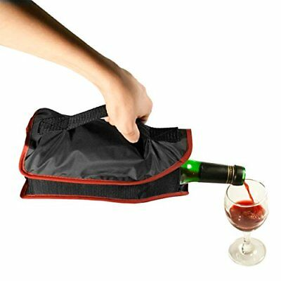 CHILL CADDY Sleeve Wrap Wine Bottle Chiller Cooler for Rose White Wines Picnic