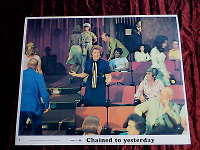 Lobby Card - Chained To Yesterday ( Limbo ) - Kathleen Nolan  8X10