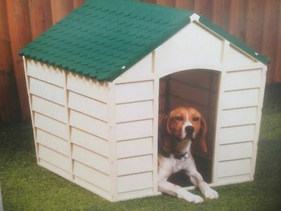 petbarn plastic insulated dog kennel outdoor indoor With petbarn dog kennels