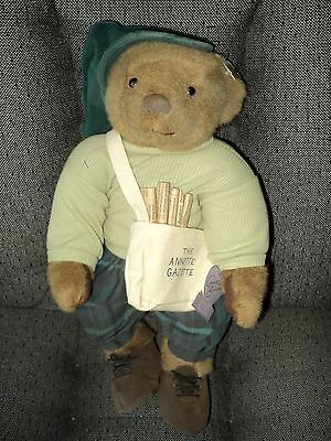 "1994 Annette Funicello Special Collection 15"" Bear MIKEY ""Annette Gazette"""